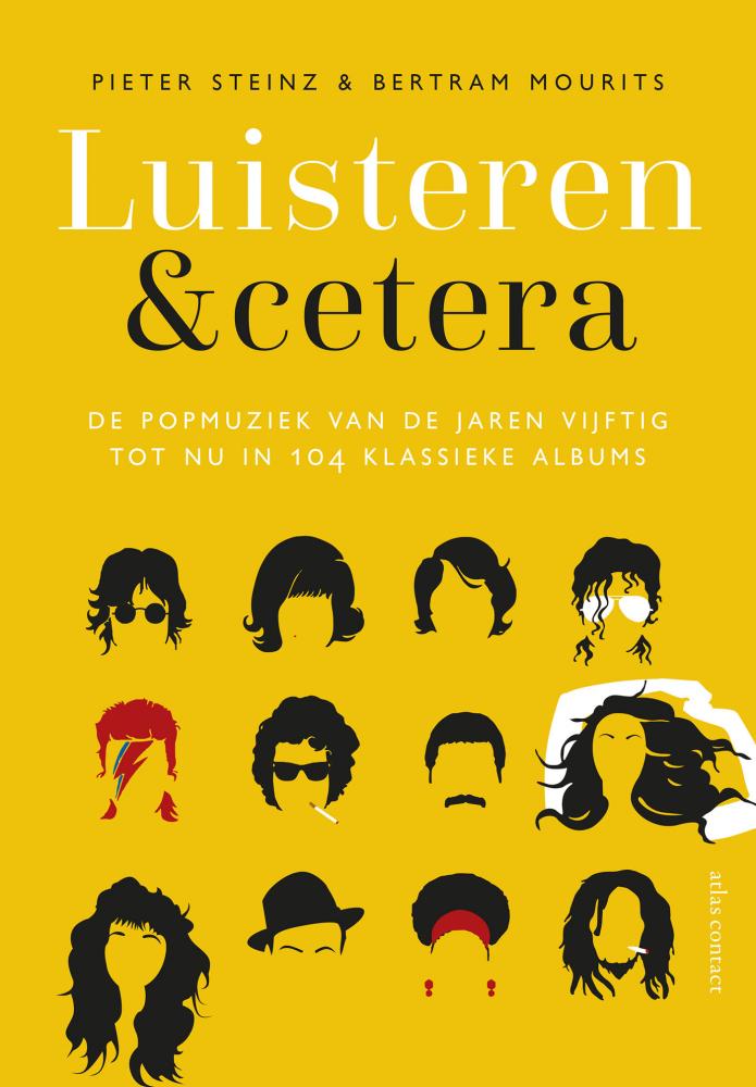 Pieter Steinz, Bertram Mourits,Luisteren &cetera