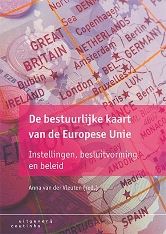 Anna van der Vleuten,De bestuurlijke kaart van de Europese Unie