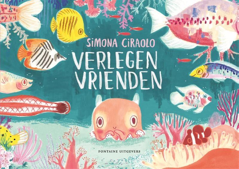 Simona Ciraolo,Verlegen vrienden