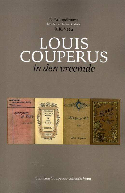 R Breugelmans,Louis Couperus in den vreemde