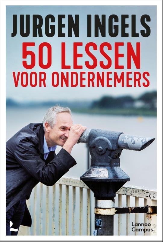 Jürgen Ingels,50 lessen voor ondernemers