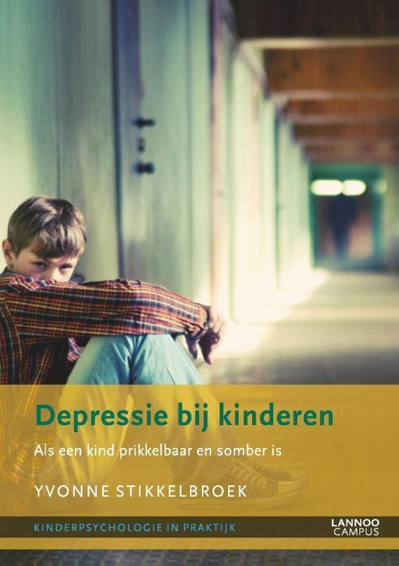 Yvonne Stikkelbroek,Depressie bij kinderen
