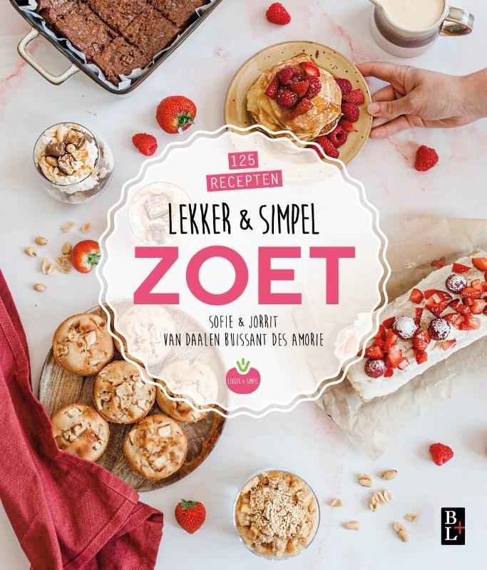 Sofie Chanou, Jorrit van Daalen Buissant des Amorie,Lekker & simpel zoet