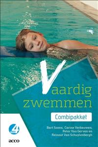 Bart Soons, Baan Vier, Carine Verbouwen, Peter Van Gerven, Reinout Van Schuylenbergh,Combipakket Vaardig zwemmen