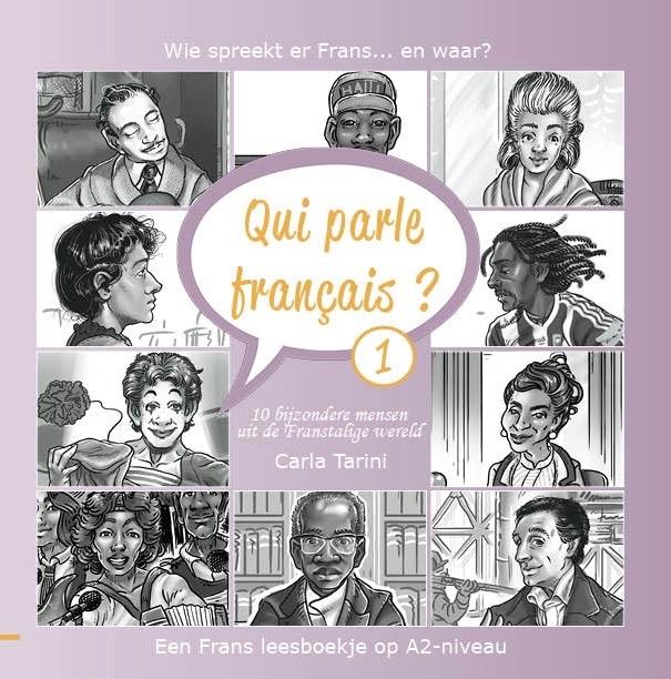 Carla Tarini,Qui parle français ? Deel 1