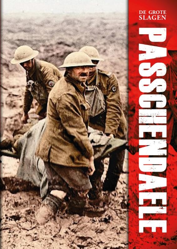 Ruud Bruijns,De grote slagen Passchendaele
