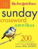 New York Times                ,  Shortz, Will,The New York Times Sunday Crossword Omnibus Volume 10