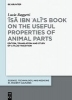 Raggetti, Lucia,Isa ibn Ali`s Book on the Useful Properties of Animal Parts