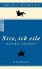Schädlich, Hans Joachim,«Sire, ich eile ?»