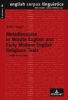Boggel, Sandra,Metadiscourse in Middle English and Early Modern English Religious Texts
