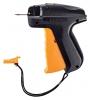 ,schietpistool van kunststof   voor warenkenmerk zwart/oranje