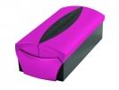 ,visitekaartbox HAN VIP inclusief tabkaart New Colour roze