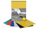 ,schutbladen ProfiOffice A4 280 micron 100 stuks geel