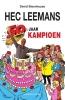 <b>Steenhuyse David</b>,Kampioenen Hec Leemans, Beroepsentertainer