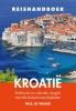 <b>Paul de Waard</b>,Reishandboek Kroatië