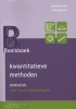 <b>Donald  van As, Jaap  Klouwen</b>,Basisboek kwantitatieve methoden