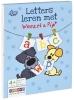 Dromenjager B.V.,Letters leren met Woezel & Pip