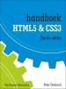 Peter  Doolaard,Handboek HTML 5 en CSS3 3e editie