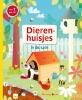 ,Pop-up boek Dierenhuisjes In de tuin