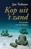 <b>Jan  Terlouw</b>,Kop uit `t zand