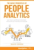 <b>Erik  Van Vulpen</b>,The basic principle of people analytics