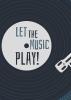 Allets Comfort ,Notenschrift- Notenbalken- Record music (A5) Allets comfort