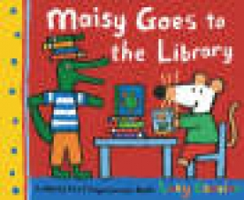 Cousins, Lucy Maisy Goes to the Library