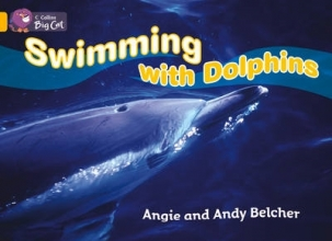 Angie Belcher,   Cliff Moon,   Andy Belcher Swimming with Dolphins