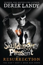 Landy, Derek Skulduggery Pleasant 10. Resurrection