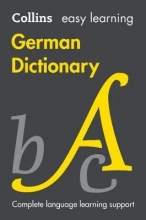Collins Dictionaries Easy Learning German Dictionary