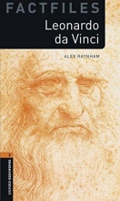 Raynham, Alex Level 2: Leonardo Da Vinci Audio Pack