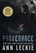 Leckie, Ann Provenance