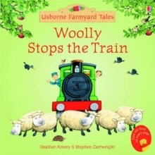 Amery, Heather Woolly Stops the Train