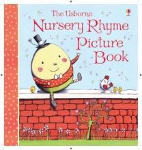 Bonnet, Rosalinde Nursery Rhyme Picture Book