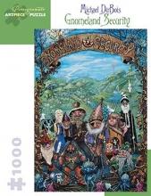 Michael Dubois Gnomeland Security 1000-Piece Jigsaw Puzzle A