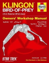 Robinson, Ben Klingon Bird-Of-Prey Manual