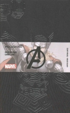 Moleskine the Avengers Limited Edition Notebook, Large, Ruled, Black, Thor