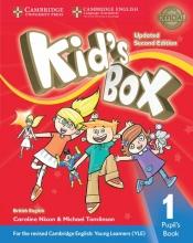Nixon, Caroline Kid`s Box Level 1 Pupil`s Book British English