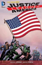 Johns, Geoff,   Kindt, Matt,   Lemire, Jeff Justice League of America 1