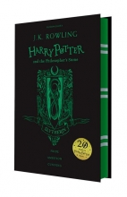 J.,K. Rowling Harry Potter and the Philosopher`s Stone - Slytherin Edition