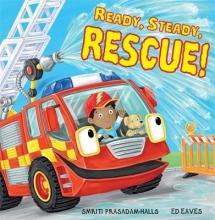 Prasadam-Halls, Smriti Ready Steady Rescue