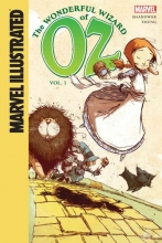 Shanower, Eric Marvel Illustrated the Wonderful Wizard of Oz 1