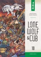 Koike, Kazuo Lone Wolf and Cub Omnibus, Volume 10