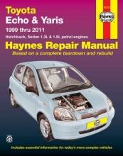 Haynes Publishing Toyota Echo/Yaris Automotive Repair Manual