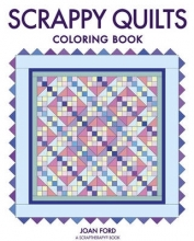 Joan Ford Scrappy Quilts Coloring Book