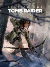 McVittie, Andy Rise of the Tomb Raider, The Official Art Book
