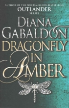 Diana,Gabaldon Dragonfly in Amber