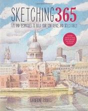 Tyrell, Katherine Sketching 365