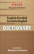 M Axelsson English-Swedish & Swedish-English One-to-One Dictionary (exam-suitable)