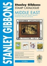 Hugh Jefferies Middle East Stamp Catalogue